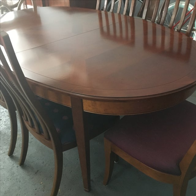 Grange France Dining Table With Six Chairs - Image 7 of 10