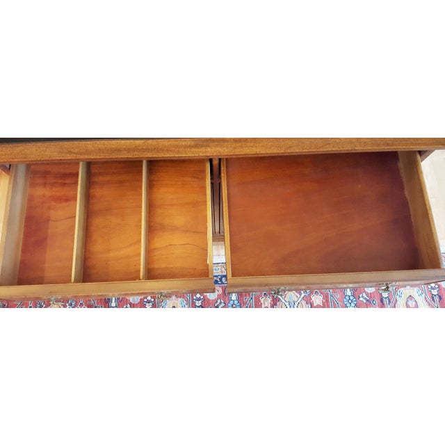 Mid-Century Henredon Folio Four Rolling Buffet For Sale - Image 10 of 11