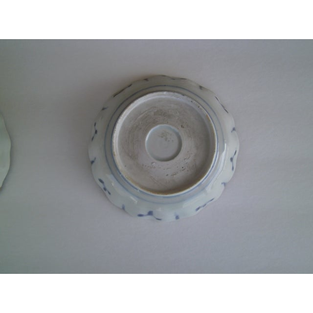 Oriental Blue & White Bowls - A Pair - Image 6 of 8
