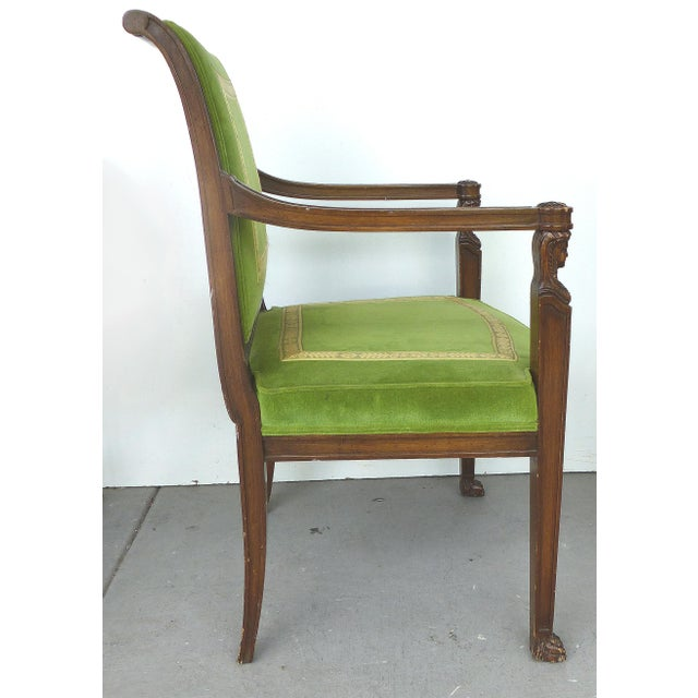 Cocheo Bros, Fine Quality Chairs - A Pair For Sale - Image 4 of 11
