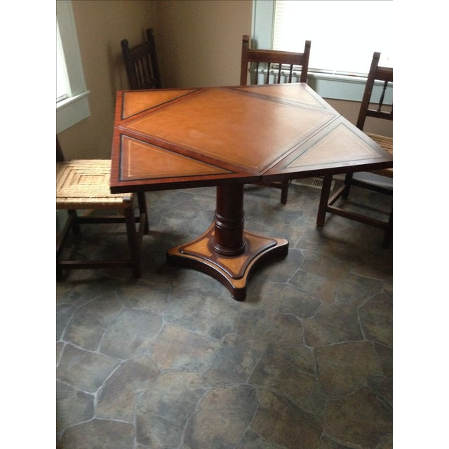 Maitland-Smith Game Table - Image 2 of 5