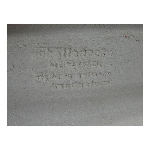 Mid-Century Helmut Friedrich Schäffenacker Ceramic Wall Plaque For Sale - Image 5 of 7