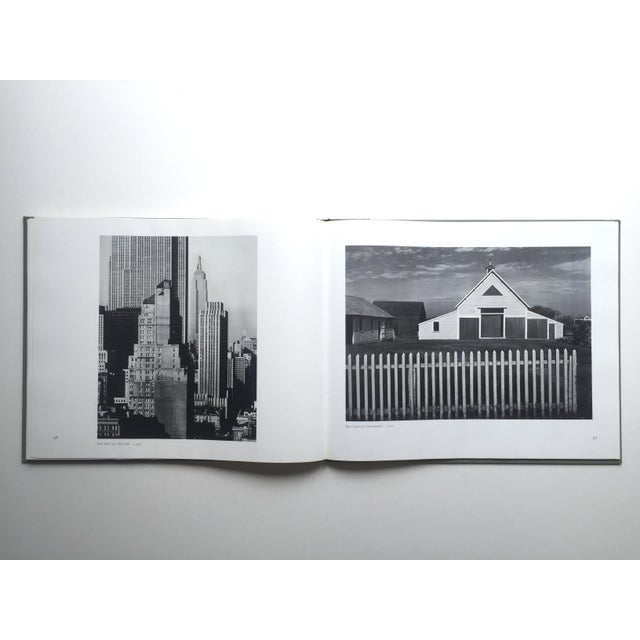 """Black """" Ansel Adams Images """" Rare 1st Edition 1974 Oversized Monumental Slipcase Collector's Book For Sale - Image 8 of 13"""
