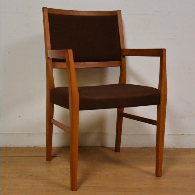 Svegards Markaryd Teak Arm Chair - Image 2 of 9