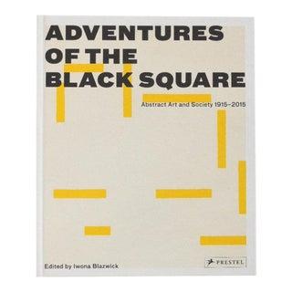 """Adventures of the Black Square"" Book"