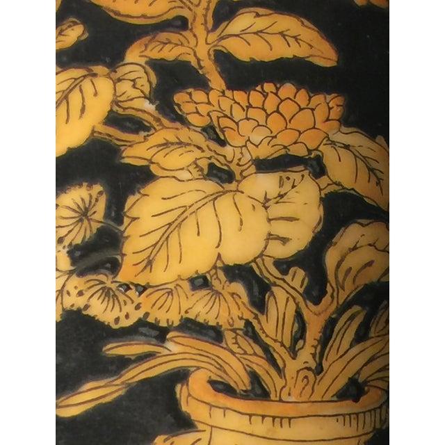 Antique Chinese Ceramic Vase For Sale - Image 9 of 13