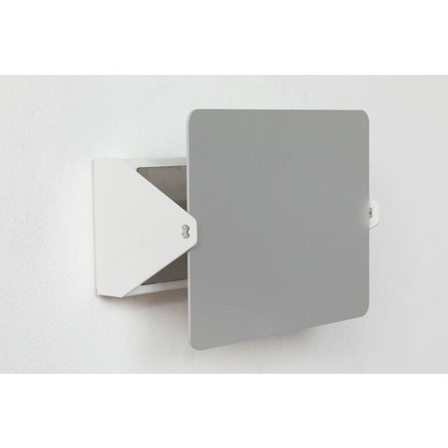 Metal Charlotte Perriand 'Applique á Volet Pivotant' Wall Light in Natural Aluminum For Sale - Image 7 of 9