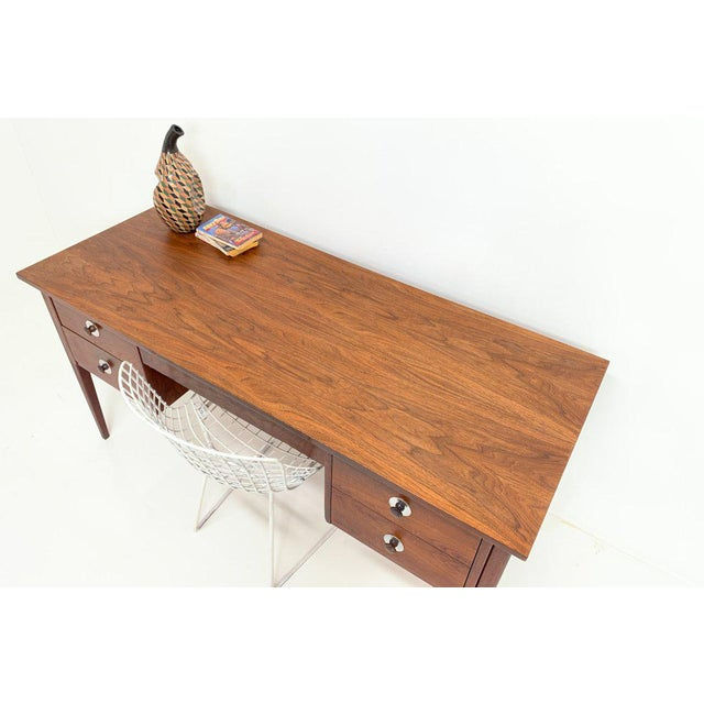 Jack Cartwright Mid 20th Century Jack Cartwright Desk For Sale - Image 4 of 8