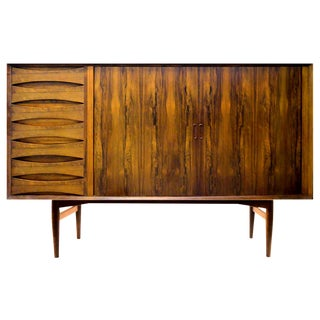 Rosewood Sideboard by Arne Vodder for Sibast For Sale