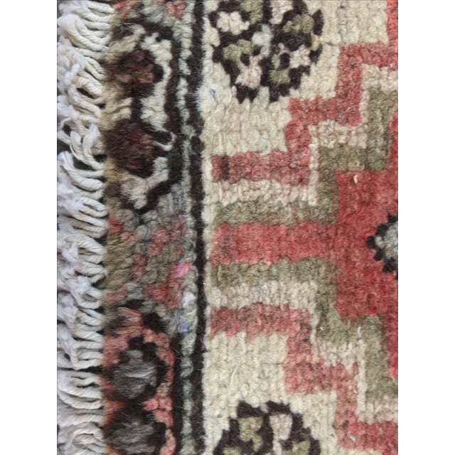 Hamadan Persian Rug - 1′9″ × 2′5″ - Image 8 of 9