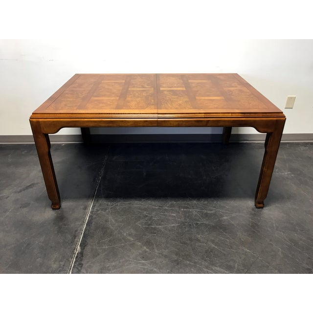 CENTURY Chin Hua by Raymond K Sobota Asian Chinoiserie Dining Table For Sale - Image 11 of 11