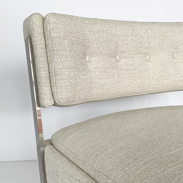 Pair of Harvey Probber Cantilever Slipper Lounge Chairs For Sale - Image 12 of 13