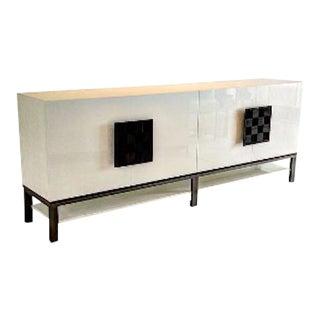 Galliano 4 Door Cabinet For Sale