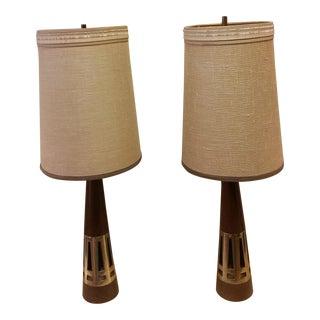 Tony Paul Westwood Lamps - A Pair