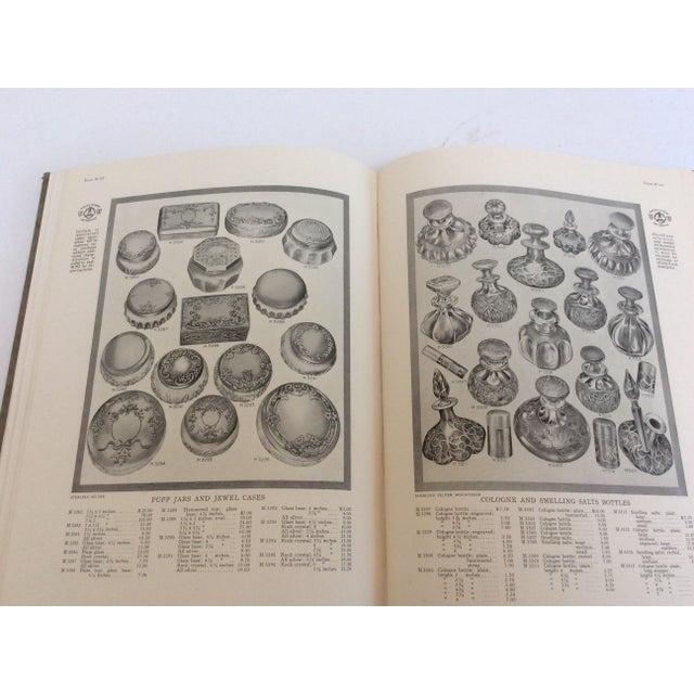 Shreve & Company Bronze Plaque Catalog Book For Sale - Image 9 of 11