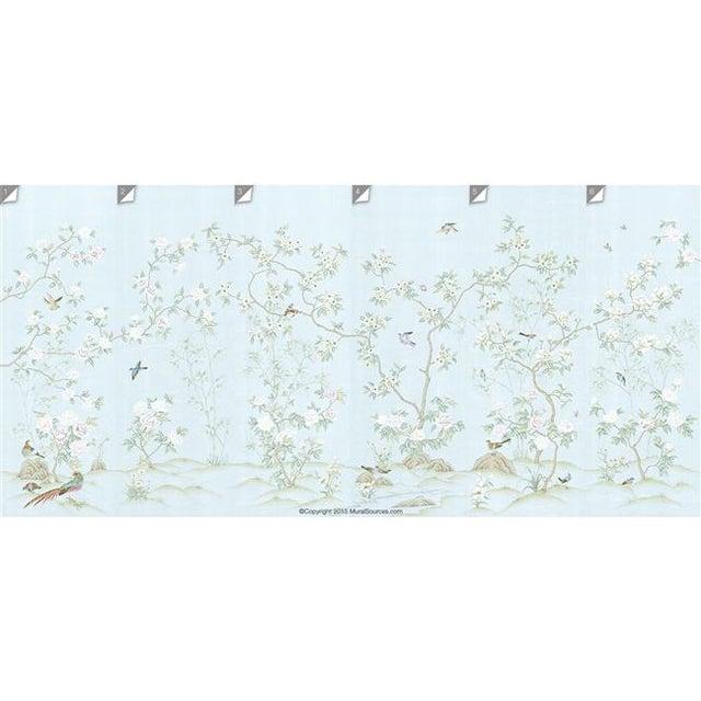 Casa Cosima Casa Cosima Royal Pavilion Wallpaper Mural - Sample For Sale - Image 4 of 5