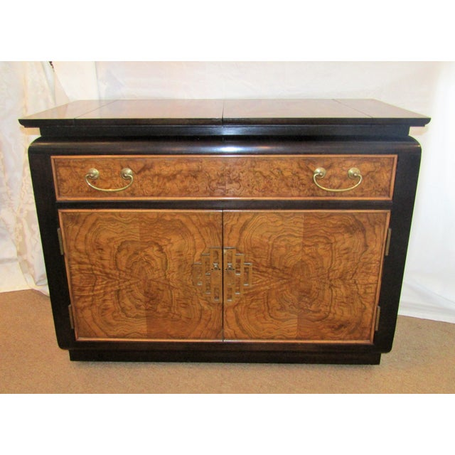 Century Furniture Asian Side Board - Image 4 of 7