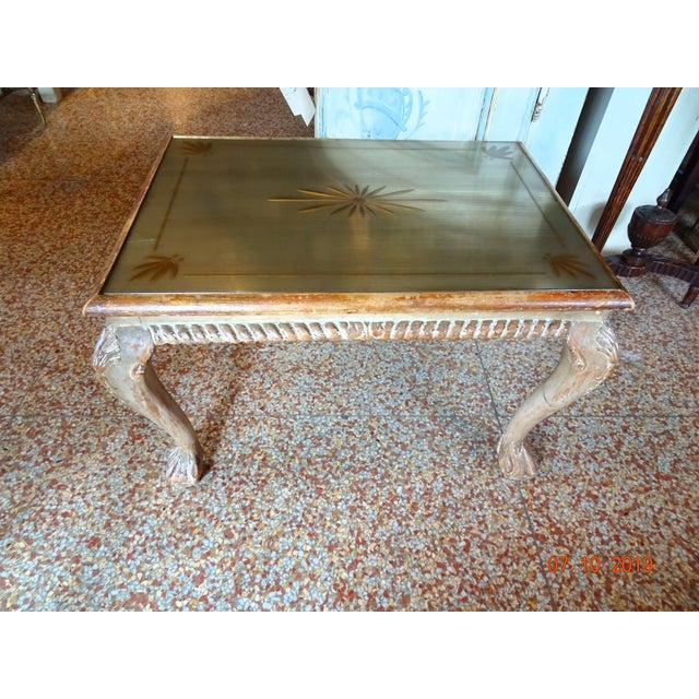 Italian Coffee Table For Sale - Image 11 of 12