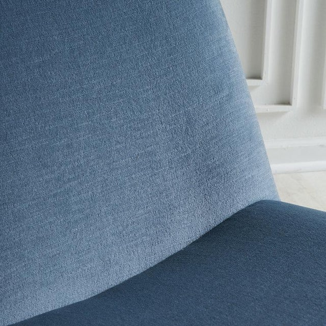 Blue Pair of Alky Chairs by Giancarlo Piretti For Sale - Image 8 of 13