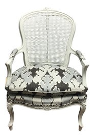 Image of Farmhouse Bergere Chairs