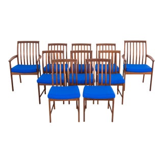 1960s Set of Dux Dining Chairs For Sale