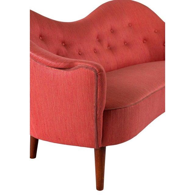 """Carl Malmsten """"Samspel"""" Sofa For Sale - Image 10 of 10"""