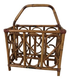 Image of Bamboo Magazine Racks