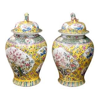 19th Century Urns, a Pair