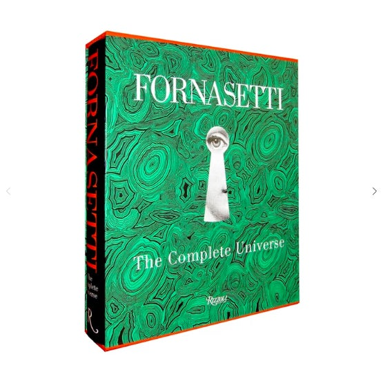 Italian The Complete Universe by Piero Fornasetti - Rizzoli Book For Sale - Image 3 of 3
