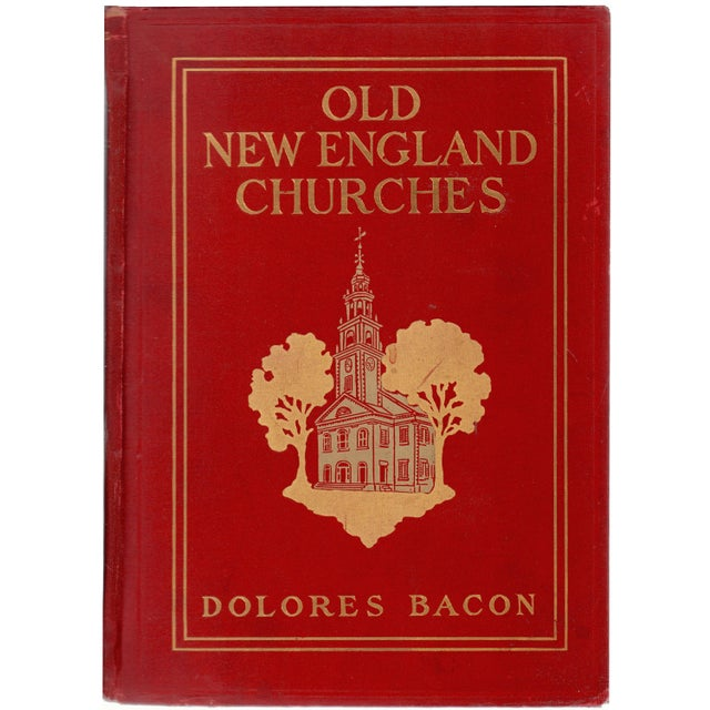"1906 ""Old New England Churches and Their Children"" Collectible Book For Sale In Atlanta - Image 6 of 6"