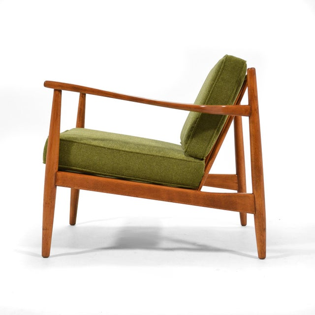 Alf Svensson Lounge Chair by Dux For Sale In Chicago - Image 6 of 7