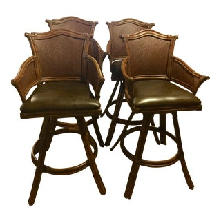 Hooker Furniture Barstools - Set of 4