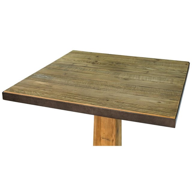 Country Sarried Ltd Patrick Bar Table For Sale - Image 3 of 6