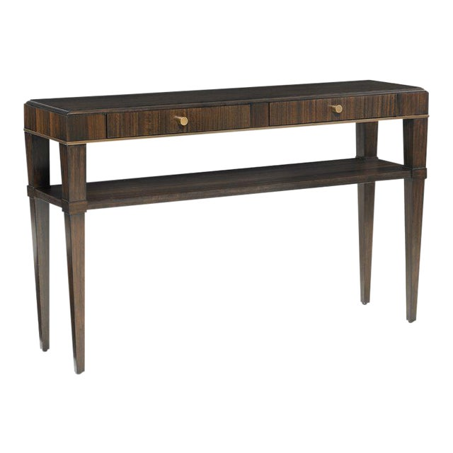 Capetown Console Table from Kenneth Ludwig Chicago For Sale