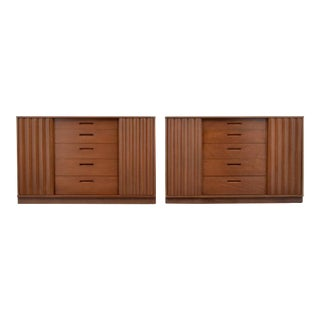 Pair of Edward Wormley Cabinets
