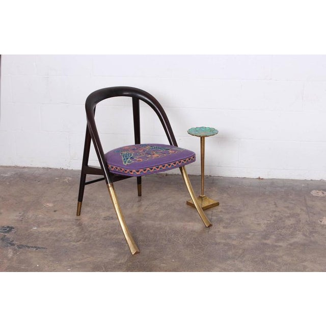 "Edward Wormley ""a Chair"" for Dunbar For Sale - Image 10 of 10"
