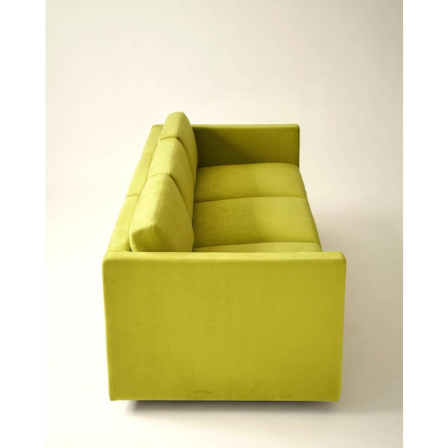 Charles Pfister Three-Seat Sofa for Knoll - Image 5 of 6