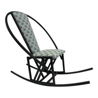 Unique Japanese Rocking Chair For Sale