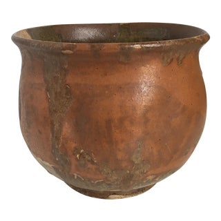 Vintage Art Pottery Planter Pot For Sale