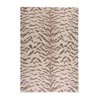 "Calabria Cashmere Blanket, Natural, 51"" x 71"" For Sale"