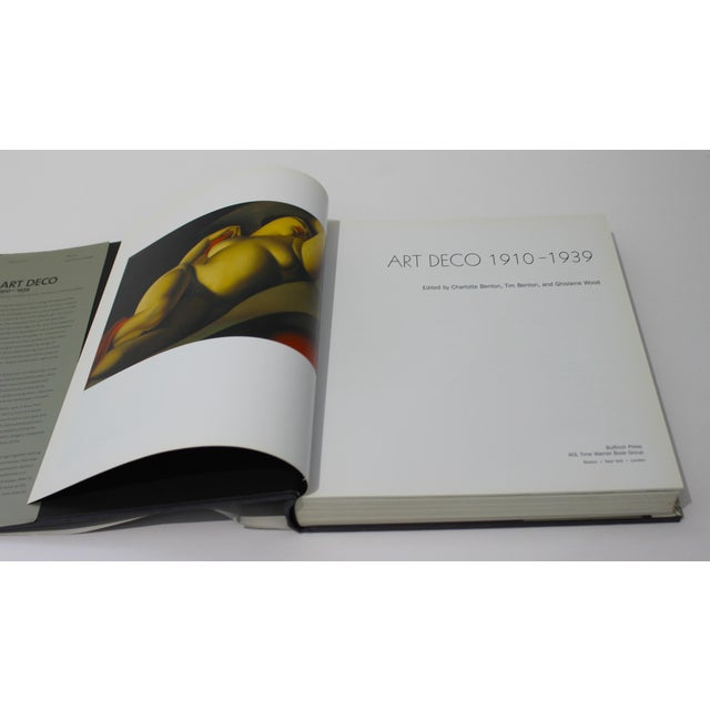 """2000 - 2009 """"Art Deco 1910-1939"""" Coffee Table Book by Victoria & Albert Museum For Sale - Image 5 of 13"""