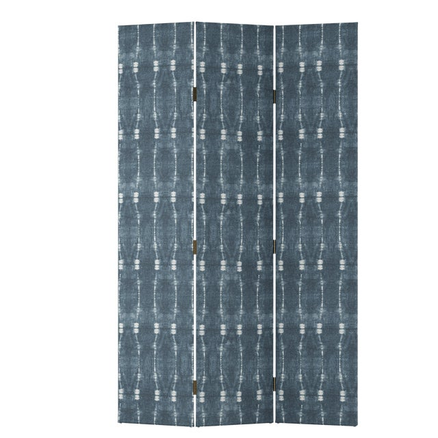 Not Yet Made - Made To Order Indigo Screen For Sale - Image 5 of 5