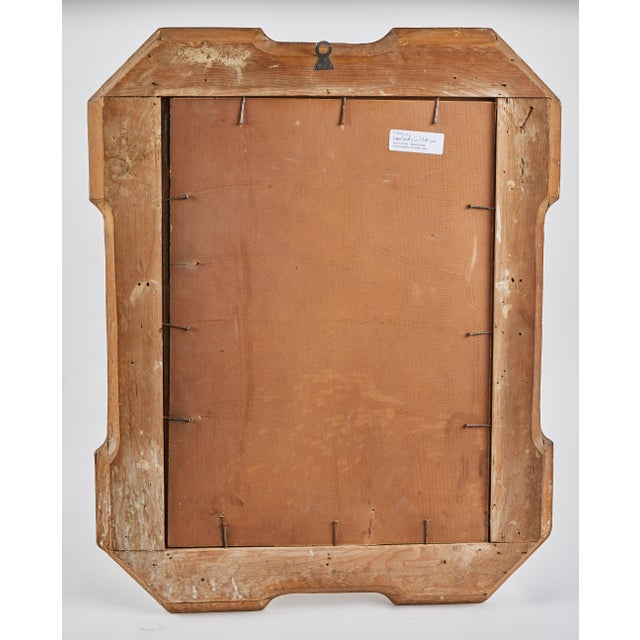 18th Century Gilt Italian Mirror From Lombardy For Sale - Image 4 of 8