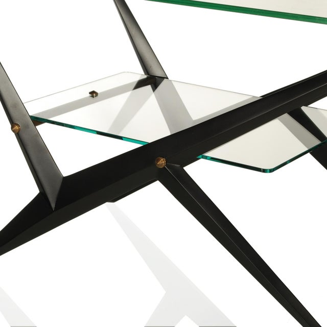 1960s 1960s Vintage Angelo Ostuni Italian Cocktail Table For Sale - Image 5 of 9