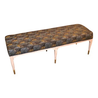 Woodbridge Furniture Juliet Modern Bench