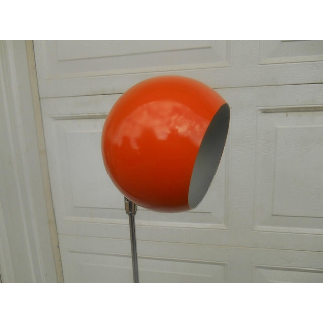 Mid Century Modern Atomic Eyeball Floor Lamp - Image 4 of 5