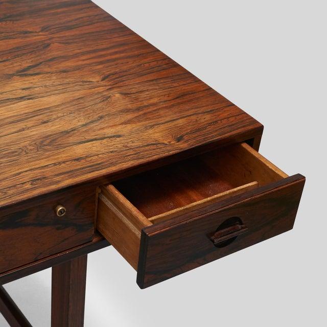 Partners Desk by Peter Lovig Nielsen For Sale - Image 10 of 11