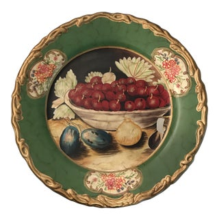 Raymond Waites Decorative Plate For Sale