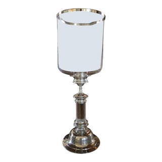 Global Views Floor Candle Stand For Sale