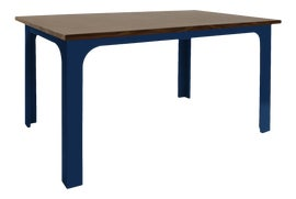 Image of Navy Blue Card and Game Tables